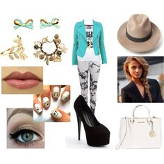 """#50"" by leticia-otto on Polyvore"
