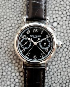 """209 gilla-markeringar, 8 kommentarer - The Keystone (@the_keystone) på Instagram: """"In 2005 Patek Philippe released their first entirely in-house chronograph movement. For their first…"""""""