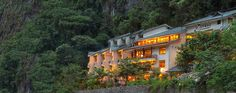 Machu Picchu Hotels - Sumaq Machu Picchu Peru Hotel