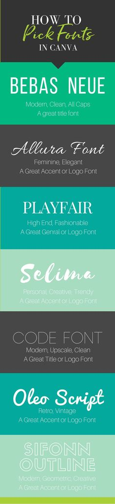 Choosing Fonts For Your Brand In Canva | Kate Danielle chats about all the creative ways you can design elegant and stylish fonts for your branding with Canva. |  online business, graphic design, pinterest pins, pin designs, canva fonts, canva designs, font themes, font branding styles. via @katedanielle