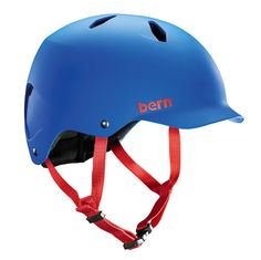 coolest bike helmets for kids: the Bandito Summer helmet from Bern -- classic