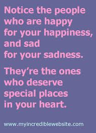notice the people who are happy for your happiness - Google Search