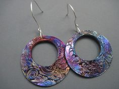 patina earrings - Google Search
