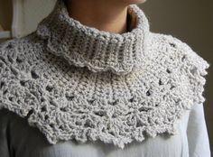 crochet neck warmer | Flickr - Photo Sharing!