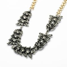 Exquisite Flower Pedal Statement Necklace