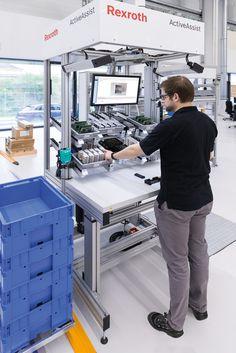 Bosch Rexroth accompagne STILL avec son assistant digital ActiveAssist Chariots, Desk, Digital, Home Decor, Time Clock, Pallet Jack, Point Of Sale, Tractors, Desktop