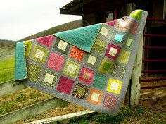 Hope valley on the fence by greenleaf goods, via Flickr