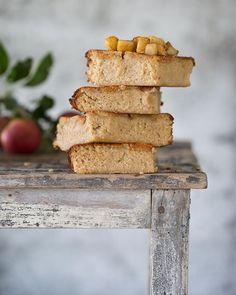 Apfel Mandelkuchen