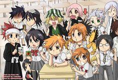 Bleach Anime   Anime Cartoon 2014
