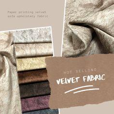Holland velvet fabric with soft hand feeling, good quality for sofa cushion upholstery purpose Curtain Fabric, Fabric Sofa, Curtains, Sofa Upholstery, Cushions On Sofa, Velvet Sofa, Home Textile, Holland, Purpose