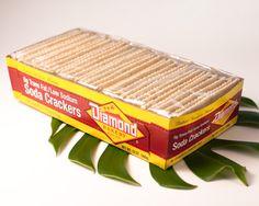 Zero Trans Fat/Low Sodium Hawaiian Soda Crackers Tray (13oz)
