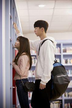 Who Are You : School 2015 - Kim So Hyun and Nam Joo Hyuk