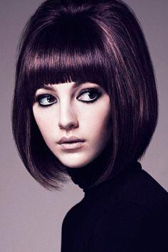 vintage hairstyle - Google meklēšana                                                                                                                                                     More