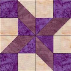 Clay's Choice quilt block~ <3 it.. if only I was a quilter! ;)