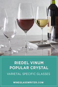 By highlighting the balanced flavors, maximizing the fruit, and integrating acidity and tannins, Riedel stemware enhances the flavor, bouquet, and overall quality of your wine. #wine #wineglasses #riedel #drinkingwine Wine Drinks, Bouquet, Entertaining, Fruit, Crystals, Bouquet Of Flowers, Bouquets, Crystal, Floral Arrangements