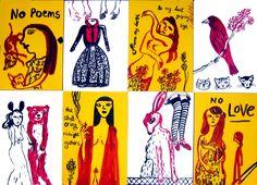Gary Goodman - ink on paper