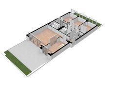Plano Casa Nueva Dani - Homebyme