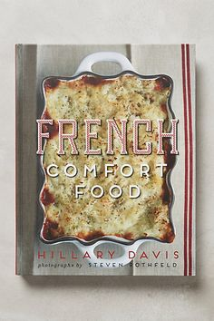French Comfort Food #anthropologie