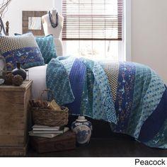 Lush Decor Royal Empire 3-piece Quilt Set