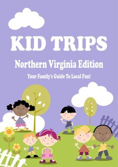 Jamie Davis Smith: What's in Northern Virginia for Kids? Enough to Fill a Book, Huffington Post