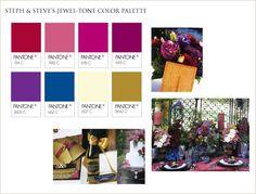 41 best jewel tone decor images on pinterest jewel tone. Black Bedroom Furniture Sets. Home Design Ideas