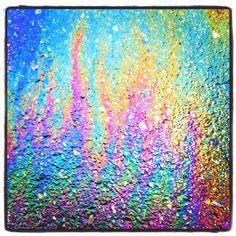 Rainbows on Concrete
