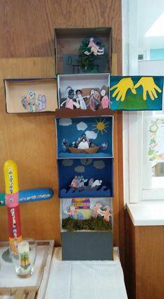 Catholic Crafts, Catholic Kids, Church Crafts, Kids Church, Faith Crafts, Bible Crafts, Art For Kids, Crafts For Kids, Kindergarten Themes
