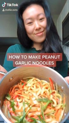 Vegetarian Recipes Easy, Vegetarian Cooking, Asian Recipes, Cooking Recipes, Healthy Recipes, Simple Meals, Easy Meals, Good Food, Yummy Food
