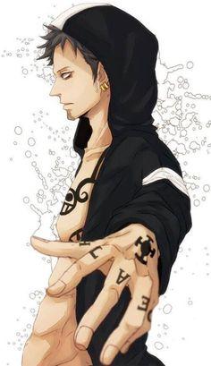 One Piece <3 Law