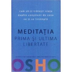 OSHO - Meditatia
