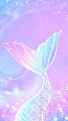 Lila Rosa Violett Fiktionale Figur Schmetterling Himmel P Mermaid Wallpapers, Wallpapers Ipad, Cute Wallpaper Backgrounds, Trendy Wallpaper, Pretty Wallpapers, Tumblr Wallpaper, Galaxy Wallpaper, Colorful Wallpaper, Iphone Wallpaper