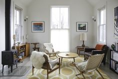 House Tour: A Rhode Island Multifunctional Studio | Apartment Therapy