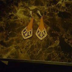 Earrings Dangling with diamonds Jewelry Earrings