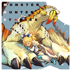 14 Best Mh Stories Capcom Images Monster Hunter Monster