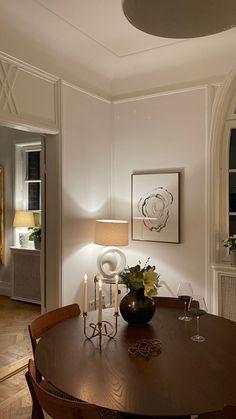 Dream Home Design, Home Interior Design, Interior Decorating, House Design, French Apartment, Dream Apartment, Aesthetic Rooms, Beige Aesthetic, House Rooms