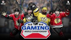 The NHLs first esports championship begins this spring in Europe and North America