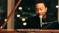 John Legend - all of me - subtitulado español - YouTube