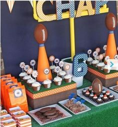 sports theme baby shower | Hollys Baby Shower-Sports Theme / Cute
