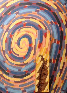 PINTURA #11 (2014) #artenaturaleza #arbol #arbolmuerto #barquisimeto #cabudare #color #dibujo #deadtree #espacio #lara #linea #muerte #naturaleza #natura #naturalezamuerta #pintura #raizabarros #raizamileva #tree #tiempo #vida #venezuela