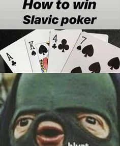 Todays 12 Most Hilarious Memes Slavic Poker. All Meme, Stupid Funny Memes, Haha Funny, Memes Humor, Russian Memes, Gambling Quotes, History Memes, Really Funny, Popular Memes