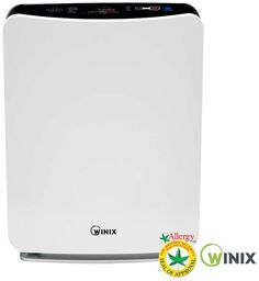 Winix P150 Air Purifier With 3-Stage Cleaning 14m², one replacement filter set
