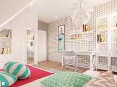 Pokój dziecka styl Skandynawski - zdjęcie od Finchstudio Architektura Wnętrz - Pokój dziecka - Styl Skandynawski - Finchstudio Architektura Wnętrz