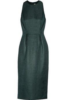 Jason Wu Wool and silk-blend dress | NET-A-PORTER