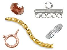 Essential items needed to create Jewelry.