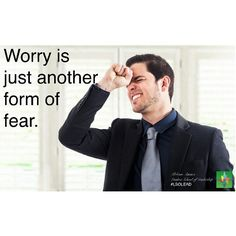 What is the purpose of worrying?  http://instagram.com/p/tnUHAYIveV/?modal=true
