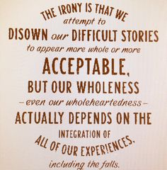 Brene Brown, Rising Strong