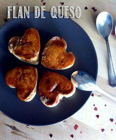 Tartas sin Gluten .....365 dias sin gluten: Flan Cremoso de Queso