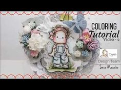 Coloring tutorial, video 2 - YouTube