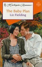 USED (GD) The Baby Plan by Liz Fielding