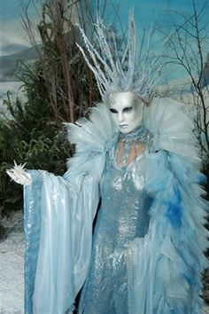 ice snow queen | Official Costume Suggestion Thread | Last Chaos